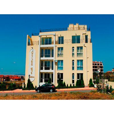 """ID727 Апартаменты в комплексе """" Голден Ай Резиденс """", Святой Влас"""