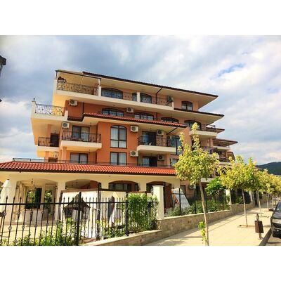 """ID535 Апартамент с двумя спальнями в комплексе  """" Костал Дримс """", Святой Влас"""