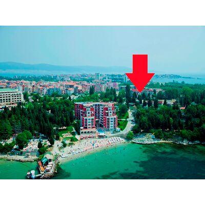"""ID1803 Двухкомнатная квартира в комплексе """"Акротирия"""", Несебр"""