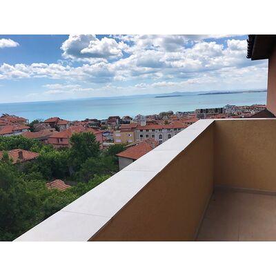 ID504 Апартаменты с тремя спальнями и видом на море, Святой Влас