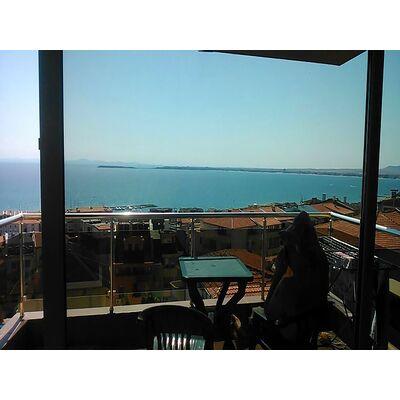 ID498 Апартамент с двумя спальнями и видом на море, Святой Влас