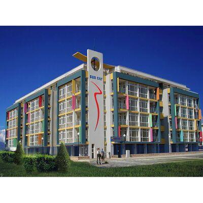 "ID1089 Двухкомнатная квартира в комплексе "" Сан Сити 3 "", Солнечный берег"
