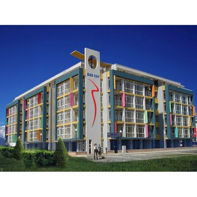 "ID2036 Двухкомнатная квартира в комплексе ""Сан Сити 3"", Солнечный берег"