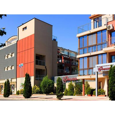"ID2053 Двухкомнатная квартира в комплексе ""Онегин"", Созополь"