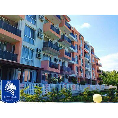 """ID299 Двухкомнатная квартира в комплексе """"Нелли 2 """" в Бяла<br><span style=""""color: #2cbde1;"""">Бяла</span>"""