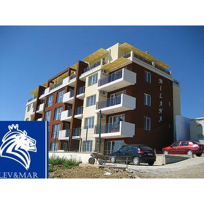 """ID307 Двухкомнатная квартира с видом на море в комплексе"""" Милана 1 """" в  Бяла"""