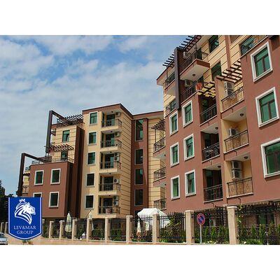 """ID350 Двухкомнатная квартира в комплексе"""" Шоколад """" в Равде, Равда"""