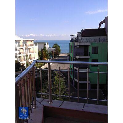 "ID326 Двухкомнатный апартамент с видом на море в комплексе "" Виктория ""  Равда<br><span style=""color: #2cbde1;"">Равда</span>"