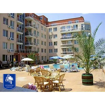 """ID353 Апартамент с одной спальней в комплексе """" Балкан Бриз 2 """" Солнечный берег"""