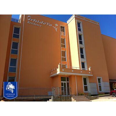 """ID421 Апартаменты с одной спальней и видом на море в комплексе """" Орхидея Резиденс """" в Святом Власе"""
