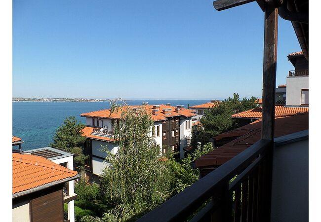 "ID830 Апартамент с двумя спальнями  "" Санта Марина "", Созополь"