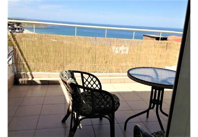 """ID953 Апартамент с одной спальней и видом на море в комплексе """" Мастерс """", Синеморец"""