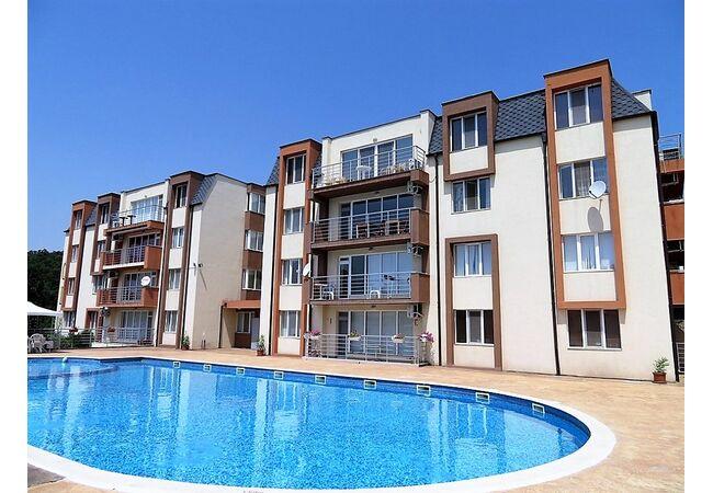 """ID976 Апартамент с двумя спальнями в комплексе """" Соло """", Святой Влас"""