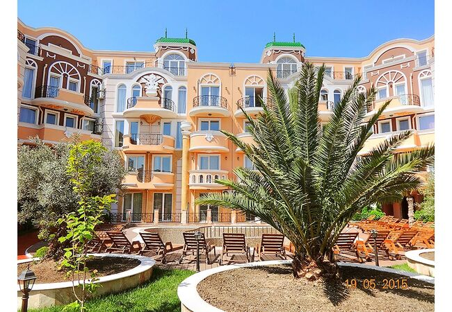 """ID1025 Апартамент с одной спальней в комплексе """" Мелия 8 """", Равда"""