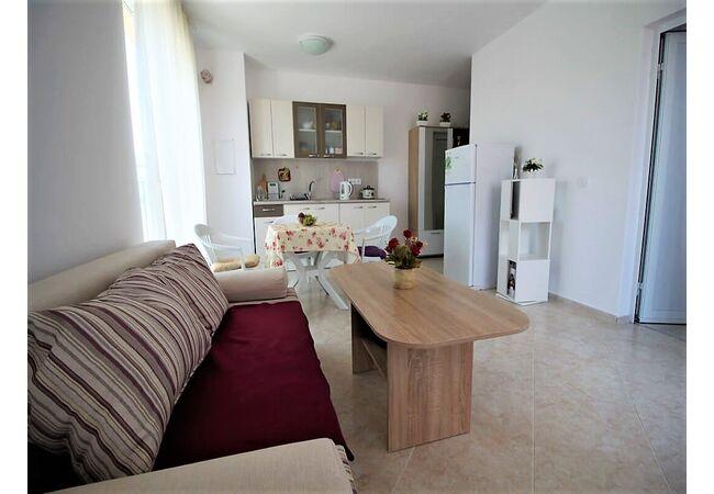 """ID1233 Апартамент с одной спальней в комплексе """" Голден Дэй 2 """" Солнечный берег, Солнечный берег"""
