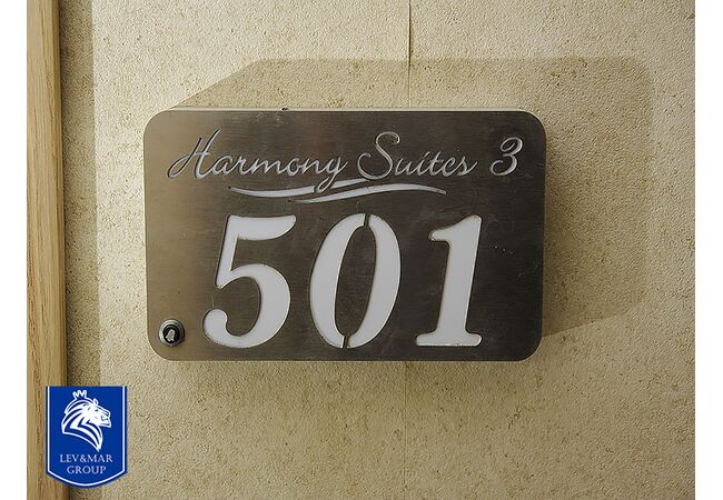 "ID77 Трехкомнатная квартира в комплексе"" Harmony Suites 3 "", Солнечный берег"