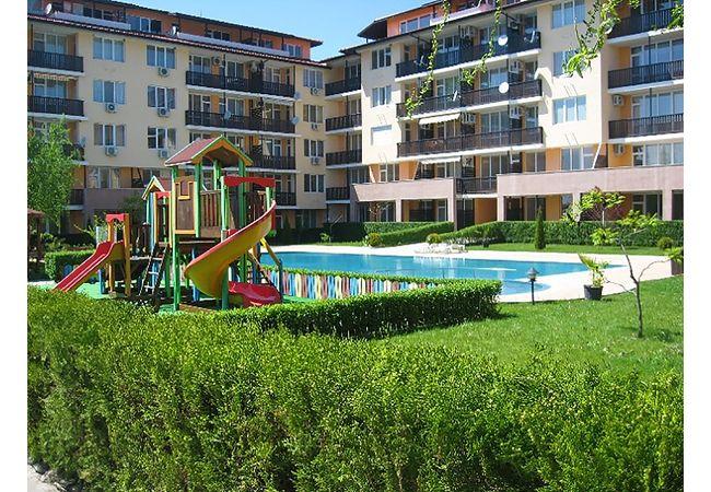 """ID734 Апартаменты в комплексе """" Шато Ахелой 2 """", Ахелой фото 5"""