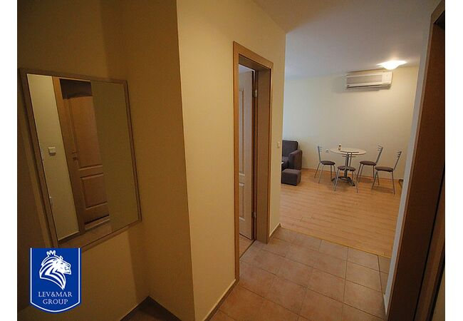 "ID407 Двухкомнатная квартира в комплексе "" Грин Форт "", Солнечный берег"