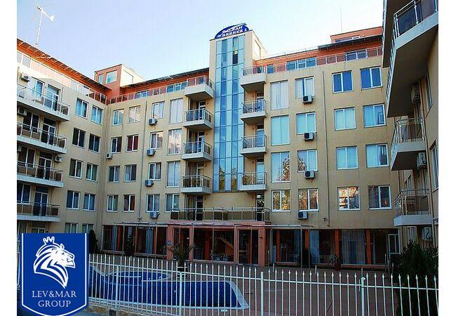 "ID184 Недорогая двухкомнатная квартира в комплексе "" Балкан Бриз 1 "", Солнечный берег"