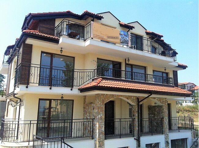 "ID752 Апартаменты в комплексе "" Вилла Сакра "" Созополь"