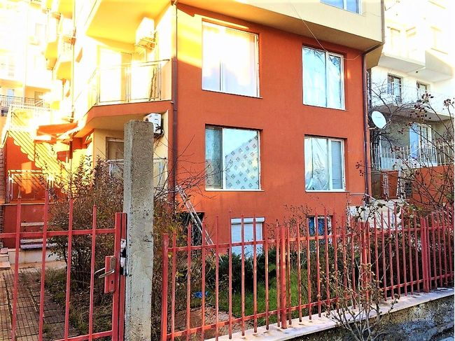 """ID690 Апартамент с одной спальней в жилом доме Святой Влас<br><span style=""""color: #2cbde1;"""">Святой Влас</span>"""
