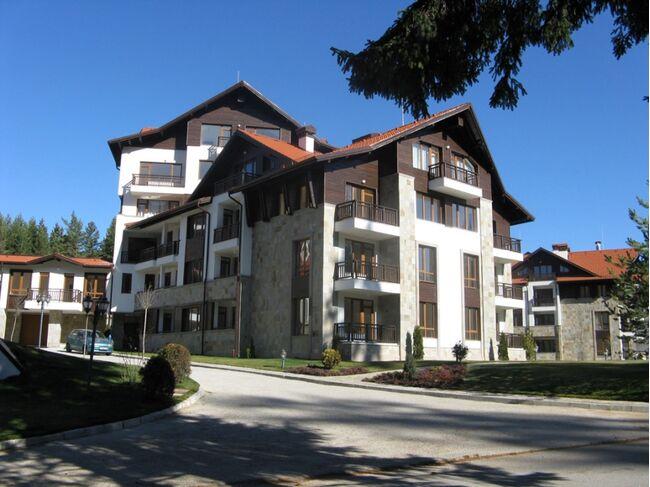 """ID728 Апартаменты в комплексе """" Семирамида Гарден """" Боровец фото 16"""