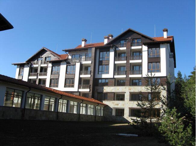 """ID728 Апартаменты в комплексе """" Семирамида Гарден """" Боровец фото 26"""