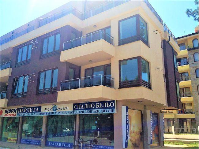 """ID753 Апартаменты для круглогодичного проживания в комплексе """" Сиа Сан Резиденс """" Солнечный берег фото 14"""