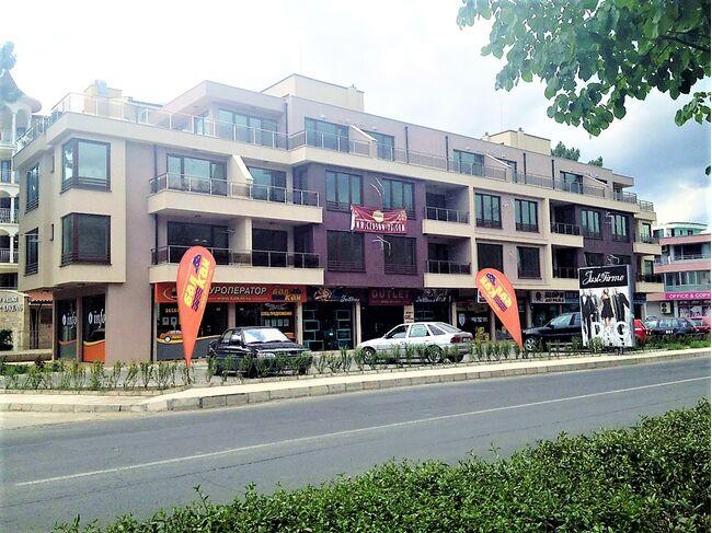 """ID753 Апартаменты для круглогодичного проживания в комплексе """" Сиа Сан Резиденс """" Солнечный берег"""