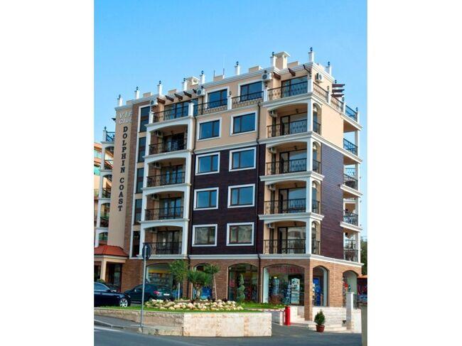 """ID803 Апартаменты на первой линии от моря в апарт - отеле """" Долфин Коаст """" Солнечный берег фото 2"""