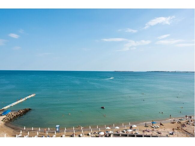 """ID803 Апартаменты на первой линии от моря в апарт - отеле """" Долфин Коаст """" Солнечный берег фото 9"""