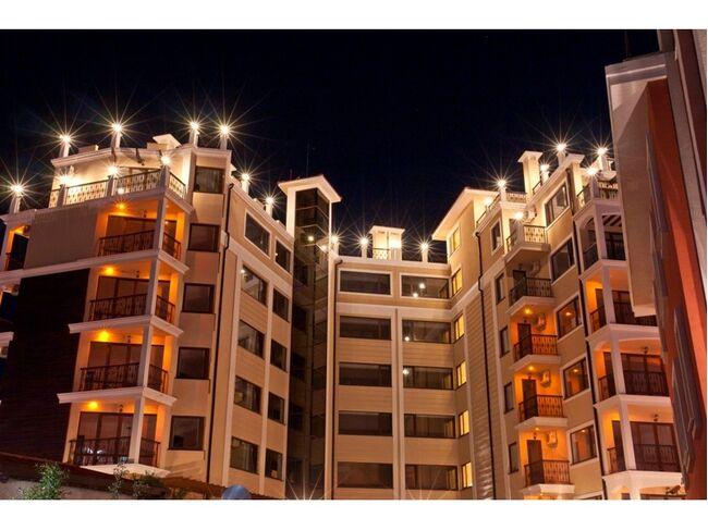 """ID803 Апартаменты на первой линии от моря в апарт - отеле """" Долфин Коаст """" Солнечный берег фото 19"""