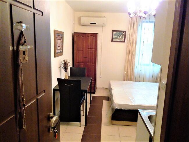 ID854 Недорогая студия в жилом доме без таксы на содержание в Равде