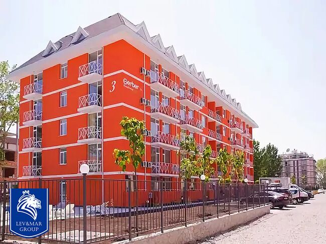 "ID260 Квартира - студия в комплексе"" GERBER RESIDENCE 3""  Солнечный берег"