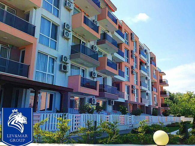 """ID299 Двухкомнатная квартира в комплексе """"Нелли 2 """" в Бяла"""