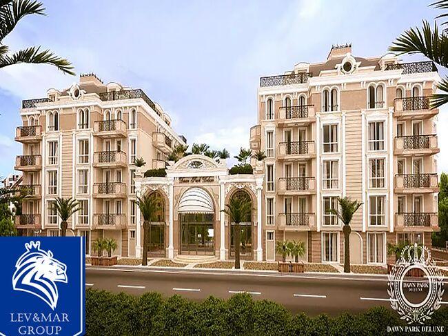 """ID382 Меблированная трехкомнатная квартира в комплексе""""  Даун Парк Делюкс """" Солнечный берег"""