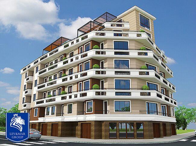 "ID177 Апартаменты в комплексе ""Поморие Дримс 2 "" Поморие<br><span style=""color: #2cbde1;"">Поморие</span>"
