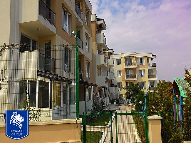 """ID377 Квартира - студия в комплексе """" Солита """" в Бяла"""