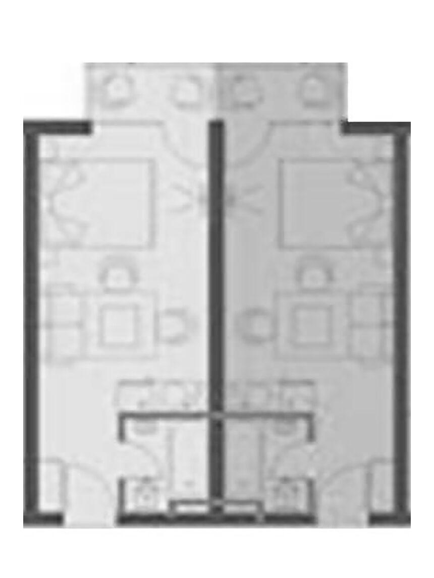 ID3104 Студия в комплексе Гербер Резиденс 2
