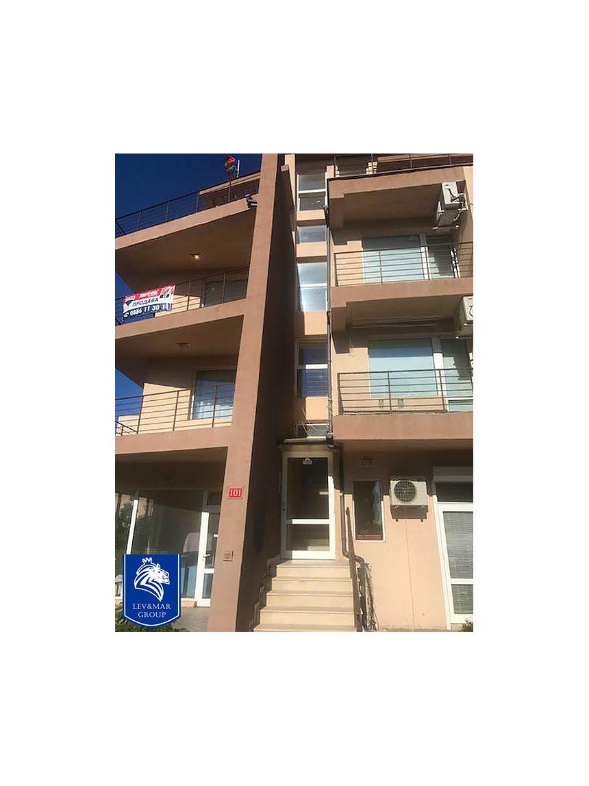 ID552 Двухкомнатная квартира в Несебре