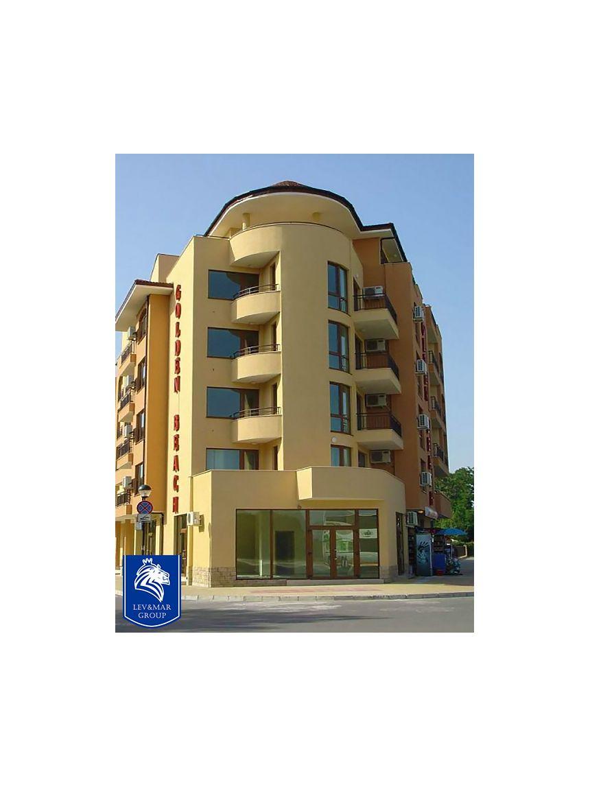 ID261 Двухкомнатная квартира в комплексе Golden Beach