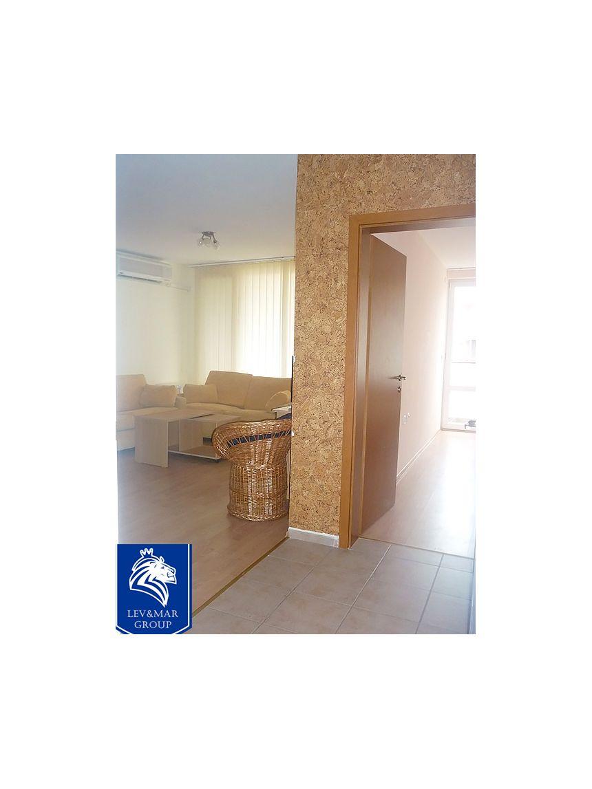 ID181 Трехкомнатная квартира в комплексе Панорама Форт Бич