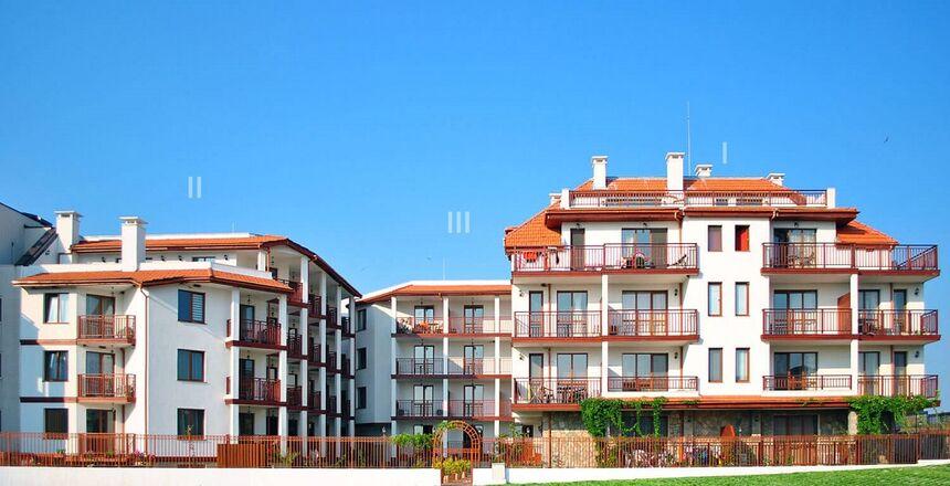 ID1039 Апартаменты в комплексе Мохито Клуб