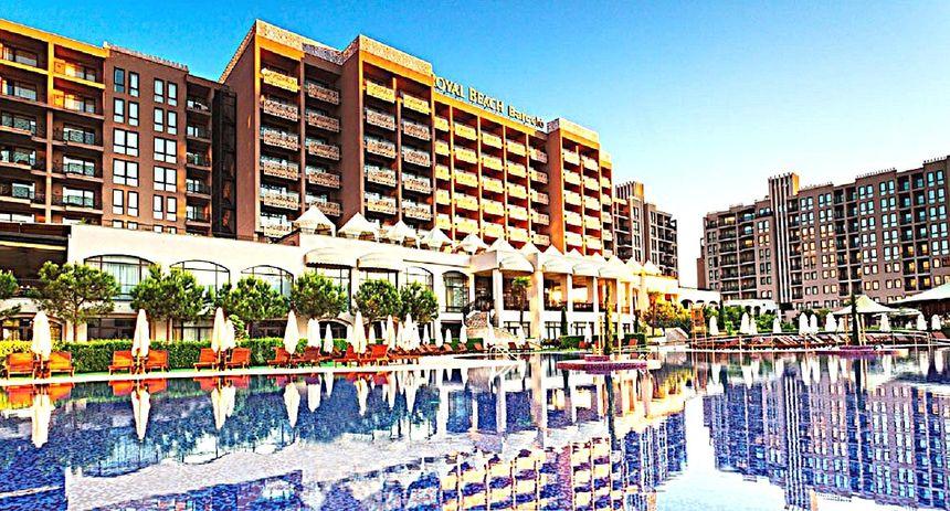 ID691 Апартаменты в комплексе Роял Бич Барсело