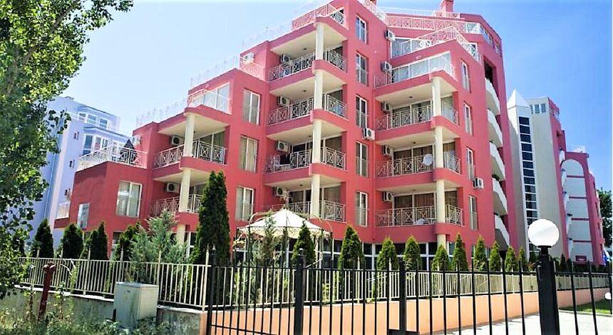 ID1047 Двухкомнатная квартира в комплексе Роуз Резиденс