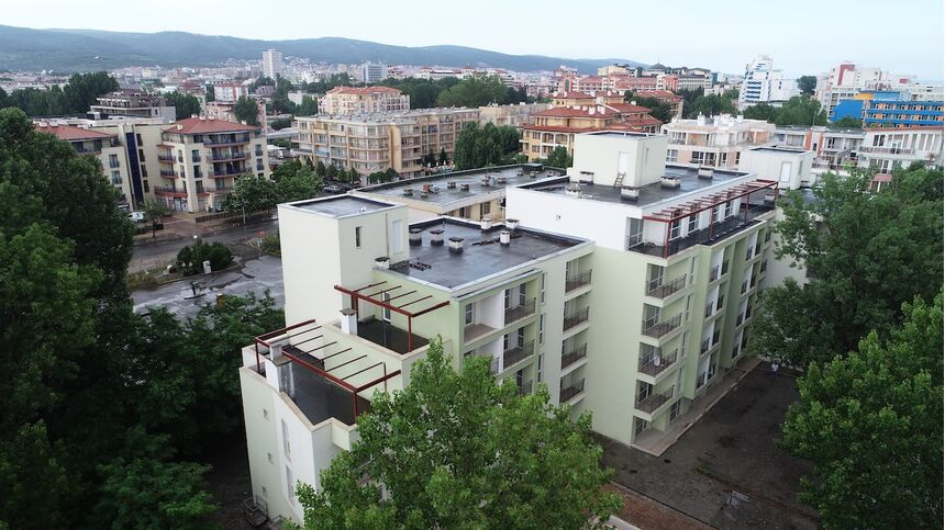 ID4299 Квартира - студия в комплексе Тополя