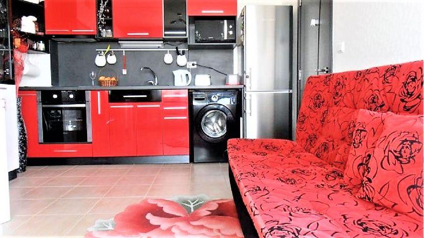 ID928 Квартира в жилом доме в квартале Черное море