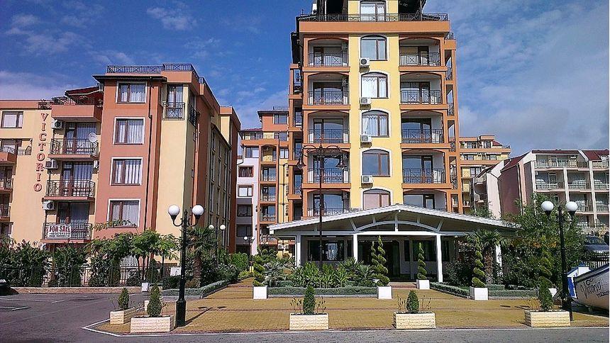 ID902 Апартамент с одной спальней в комплексе Викторио 2