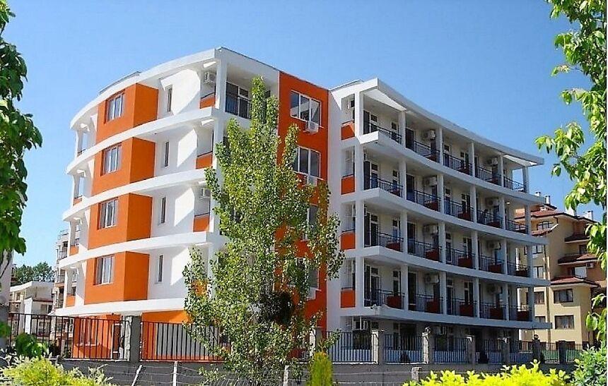 ID1029 Трехкомнатная квартира в комплексе Абелия Резиденс
