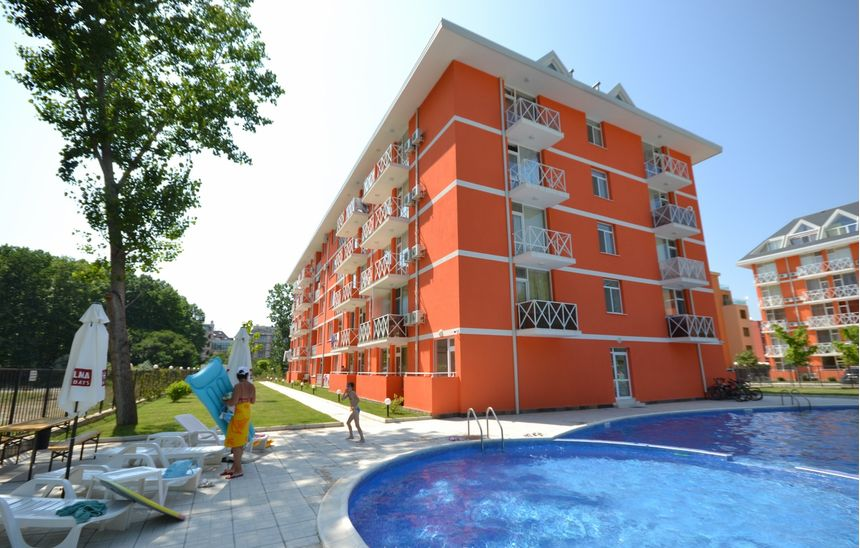 """ID781 Апартамент с двумя спальнями в комплексе """" Гербер Резиденс 3 """""""
